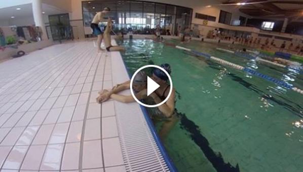 Sud ouest secourisme secourisme dans les landes for Aygueblue piscine
